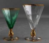 Holmegaard Glasværk. Ida glasbesætning