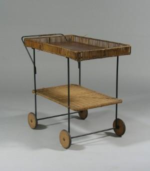 m bel teewagen carl aub ck zugeschrieben de hamburg gro e elbstra e. Black Bedroom Furniture Sets. Home Design Ideas