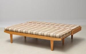 briks seng Dansk Møbelproducent. Briks / seng. 1950'erne   Lauritz.com briks seng