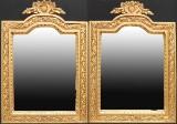 Speglar, ett par, gustaviansk stil (2)