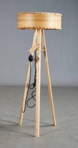 Balling Design. Standerlampe model Ask G1