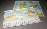 Samling danske skolekort / plancher (2)