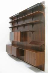 Poul Cadovius, shelf system model Royal in rosewood (26)