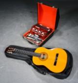 Harmonika og akustisk guitar (2)