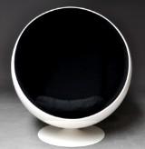 Eero Aarnio for Adelta.' Ball Chair'