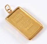 Guldbarre 20 g