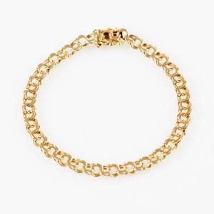 Armband 18 k guld Bismarck  9d0e4051536be