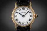 Cartier. Damearmbåndsur, 18 kt. guld, model 'Riviera' lady