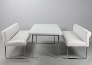 ware 3069618 cor essgruppe modell 39 quant 39 paar sofas und tisch 3. Black Bedroom Furniture Sets. Home Design Ideas