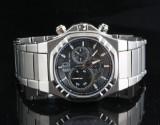 Officina Del Tempo titanium chronograph armbåndsur