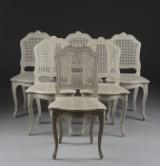 Jytte Demuth. Seks stole (6)