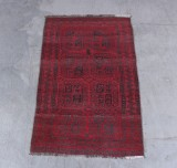 Afghansk tæppe. 165 x 95 cm.
