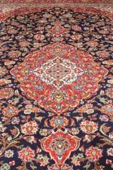 Kashan tæppe