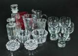 Samling glas, Orrefors & Kosta Boda mfl. (14)