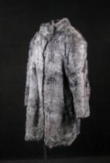 Mantel aus Fohlenfell, Gr. 44/46