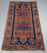 Kaukasisk Kazak tæppe, 272x162 cm.