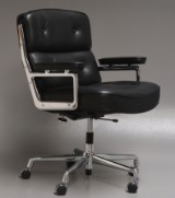 Charles and Ray Eames. Lobby Chair, model ES-104