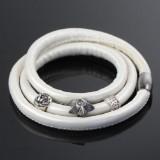 Kranz & Ziegler Story armbånd med 3 charms