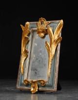 Barok spejl, 1700-tallet