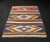 Kelim Teppich, Persien,handgefertigt ca 150 x 125cm