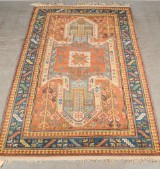 Matta orientalisk Terekeme Turkiet 153 x 221 cm
