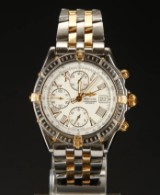 Breitling Crosswind. Men's watch with chronograph