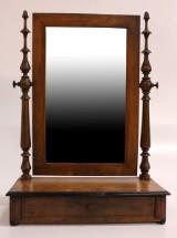 Lådspegel, sk 'pigtittare', 1800/ 1900-tal
