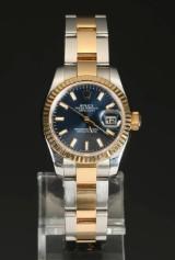 Rolex Oyster Perpetual Datejust damearmbåndsur