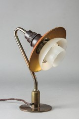 Poul Henningsen, table lamp, The Snowdrop