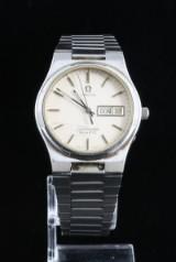 Omega Seamaster quartz ur med papirer <br>
