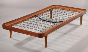 teak seng Horsnæs. Daybed / seng af teak. | Lauritz.com teak seng