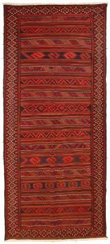 Persisk Quchan kelim, 445x165 cm.