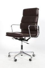Charles Eames. Office chair with armrests, EA 219