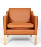 Børge Mogensen. Armchair, model 2421