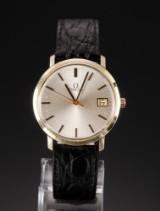 Omega armbåndsur af 14 kt
