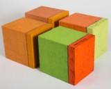René Rietmeyer, Wandskulptur, Holz, farbig gefasst (4)