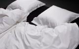 Komplet øko-tex-mærket dynepakke med gåsedunsdyner og betræk af ægyptisk bomuld, KEOPS® Collection, farve: hvid (9)