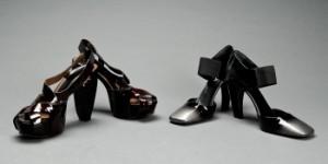 85ab9613849 Slutpris för Prada sandaler. Str. 37½-38 3