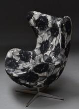 Arne Jacobsen. The Egg, lounge chair, model 3316