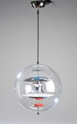 Verner Panton. Pendel, VP-Globe, Ø 40 cm.