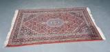 Indisk Bidjar tæppe, 187 x 115 cm
