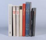 Samling böcker, konsthantverk och design (9)