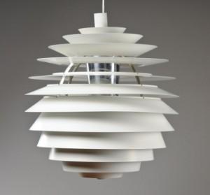 poul henningsen ph lampe 39 kuglen 39. Black Bedroom Furniture Sets. Home Design Ideas