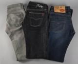 Tre par Replay Jeans. Storlek Waist 26 Length 34 (3)