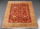 Indisk Heriz tæppe 205 x 250 cm