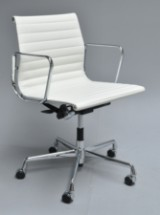 Charles & Ray Eames. Office chair, model EA-117, from 2012
