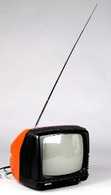 Dux, TV, plast, 1970-tal