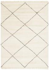 Marokkansk tæppe, 242X178 cm.