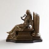 Skulptur brons