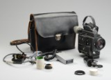 Bolex H16 EL, 16mm kamera.